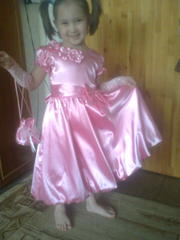 продам  детские бальные платья