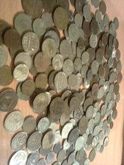 Продам монеты СССР,  Россия,  Юбилейные и другие