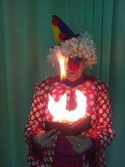 требуется цирковой администратор