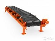 Производим ленточные транспортеры и конвейеры