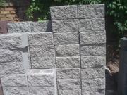 Пескоблок рваный стеновой сплитерный (рядовой)